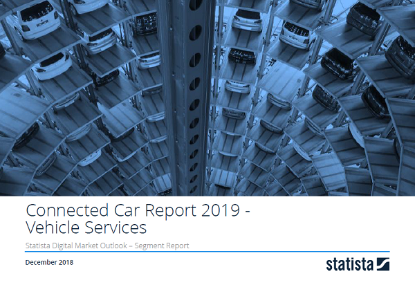 Connected Car Report 2019 - Vehicle Services