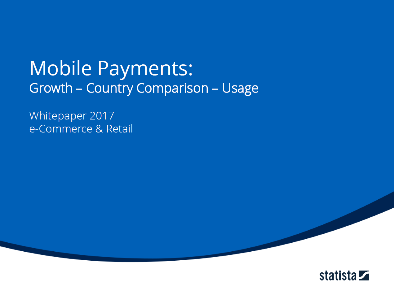 Mobile Payments: Growth, Country Comparison & Usage