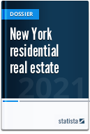 Residential real estate in New York