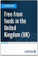 Free-from foods in the United Kingdom (UK)