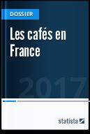 Les cafés, brasseries en France