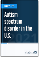 Autism spectrum disorder in the U.S.