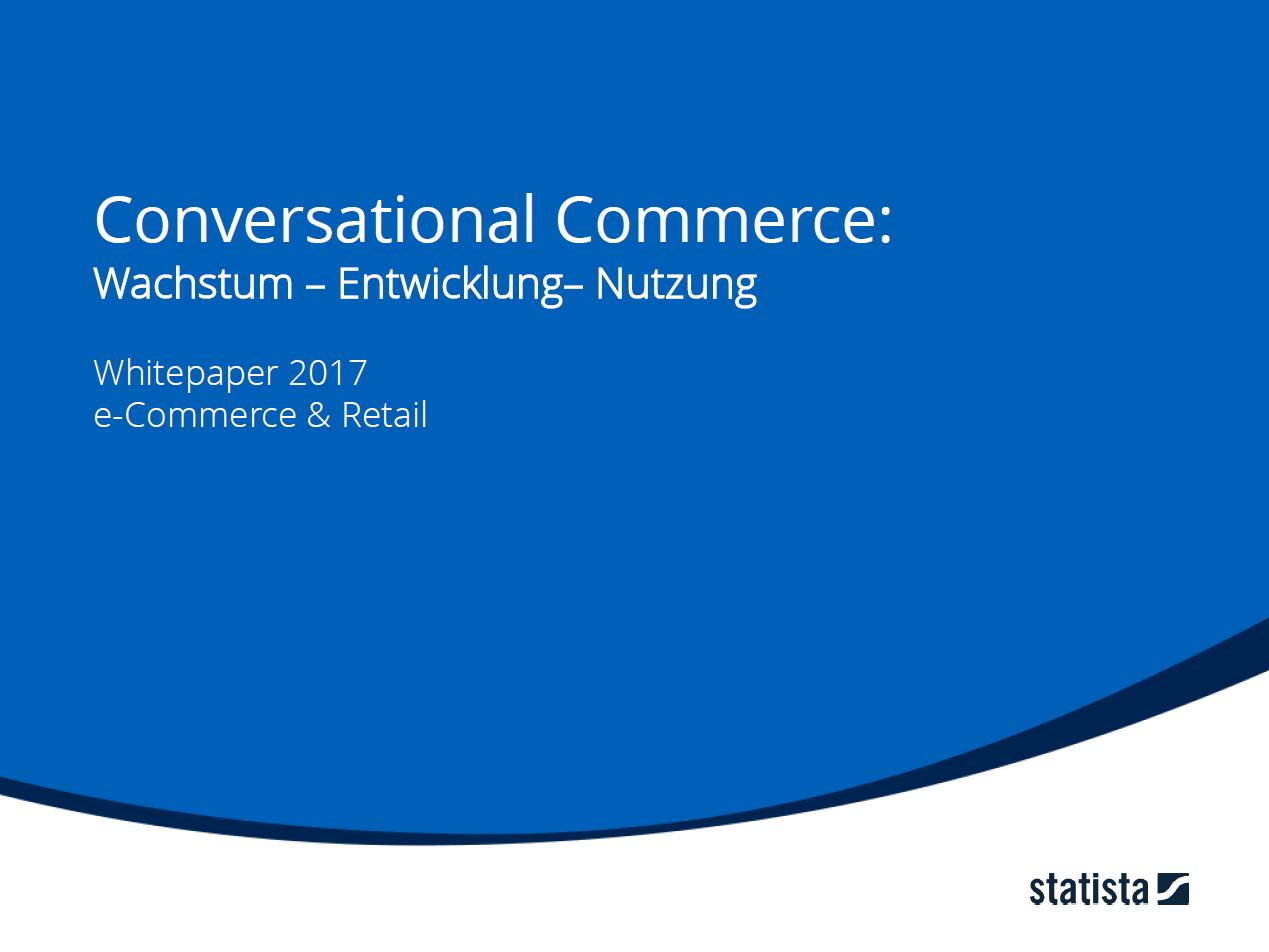 Whitepaper 2017, e-Commerce & Retail