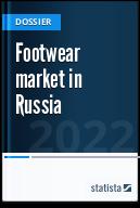Footwear market in Russia