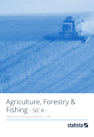 Agriculture, Forestry & Fishing in the UK 2019