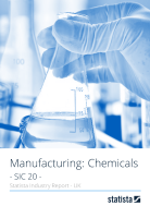Manufacturing: Chemicals in the UK 2018