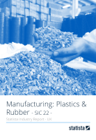 Manufacturing: Plastics & Rubber in the UK 2018