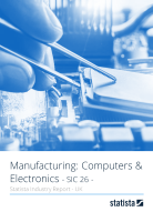 Manufacturing: Computers & Electronics in the UK 2019