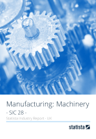 Manufacturing: Machinery in the UK 2018