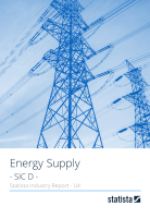 Energy Supply in the UK 2019