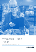 Wholesale Trade in the UK 2019