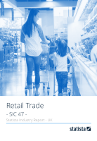 Retail Trade in the UK 2019