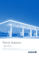 Retail: Petrol Stations in the UK 2019