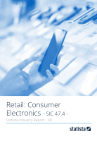 Retail: Consumer Electronics in the UK 2019
