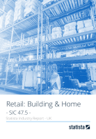 Retail: Building & Home in the UK 2018
