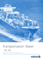 Transportation: Water in the UK 2018