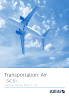 Transportation: Air in the UK 2018