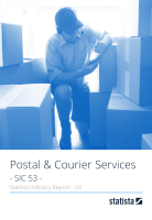 Postal & Courier Services in the UK 2019