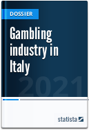 Gambling industry in Italy