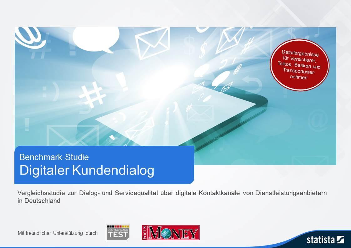 Benchmark Studie - Digitaler Kundendialog 2017