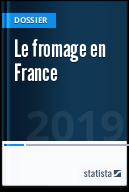 Le fromage en France