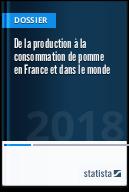 La pomme en France et dans le monde : de la production à la consommation