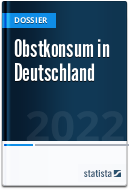 Obstkonsum in Deutschland