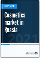 Cosmetics and body care in Russia