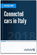 Connected cars in Italy
