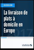 La livraison de plats à domicile en Europe