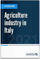Agriculture industry in Italy
