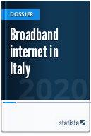 Broadband internet in Italy
