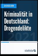 Kriminalität in Deutschland: Drogendelikte