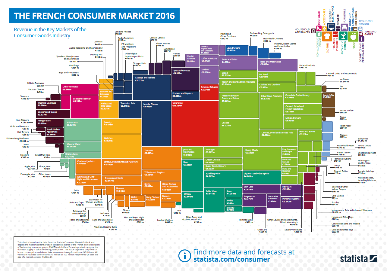 The French Consumer Market 2016