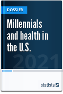 Millennials and health in the U.S.