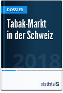 Tabak-Markt in der Schweiz
