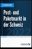Post- und Paketmarkt in der Schweiz