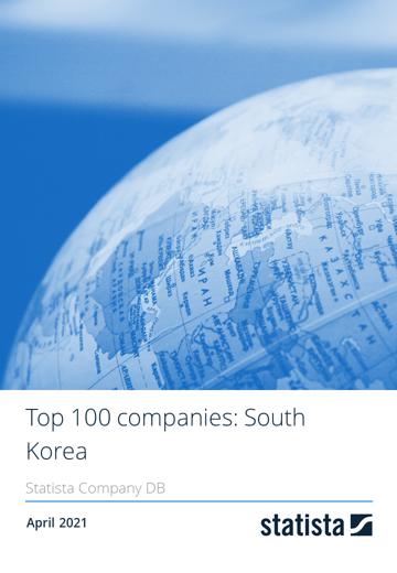 Top 100 Companies: South Korea