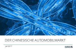 Consumer Market Outlook - Zahlen, Fakten und Analysen zum chinesischen Automotive-Markt