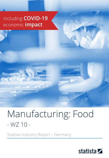 Manufacturing: Food in Germany 2019