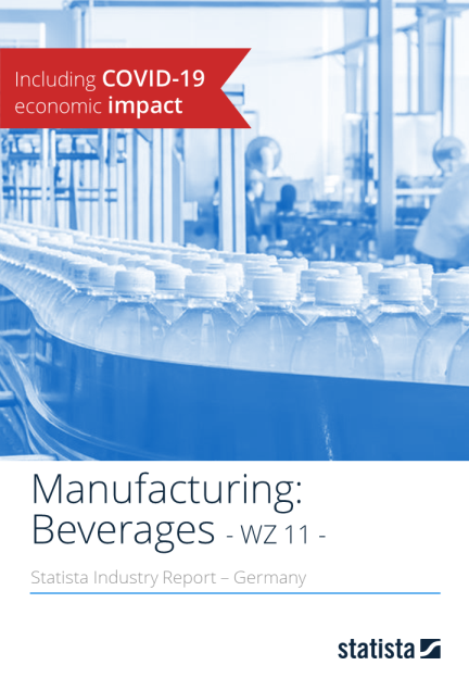 Manufacturing: Beverages in Germany 2019