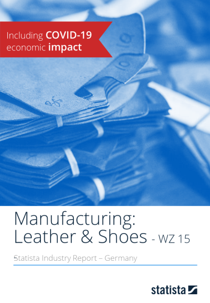 Manufacturing: Leather & Shoes in Germany 2018