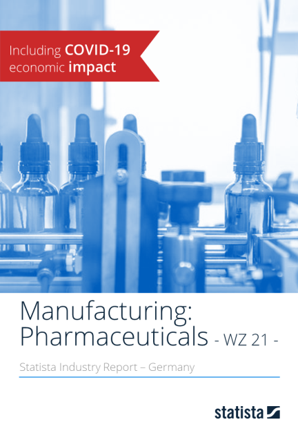 Manufacturing: Pharmaceuticals in Germany 2019