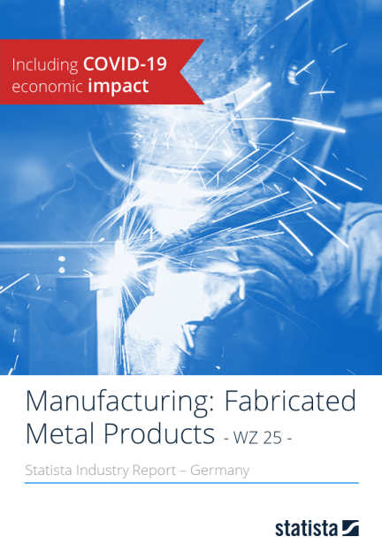 Manufacturing: Fabricated Metal Products in Germany 2018