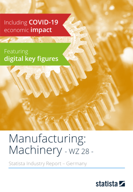 Manufacturing: Machinery in Germany 2020