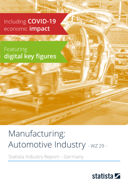Manufacturing: Automotive Industry in Germany 2020