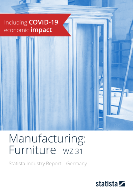 Manufacturing: Furniture in Germany 2019