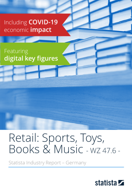 Retail: Sports, Toys, Books & Music in Germany 2019
