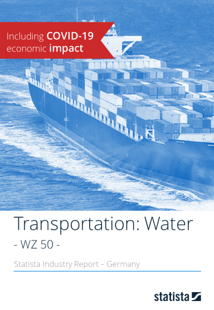 Transportation: Water in Germany 2018
