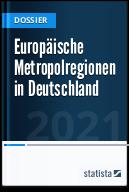 Europäische Metropolregionen in Deutschland